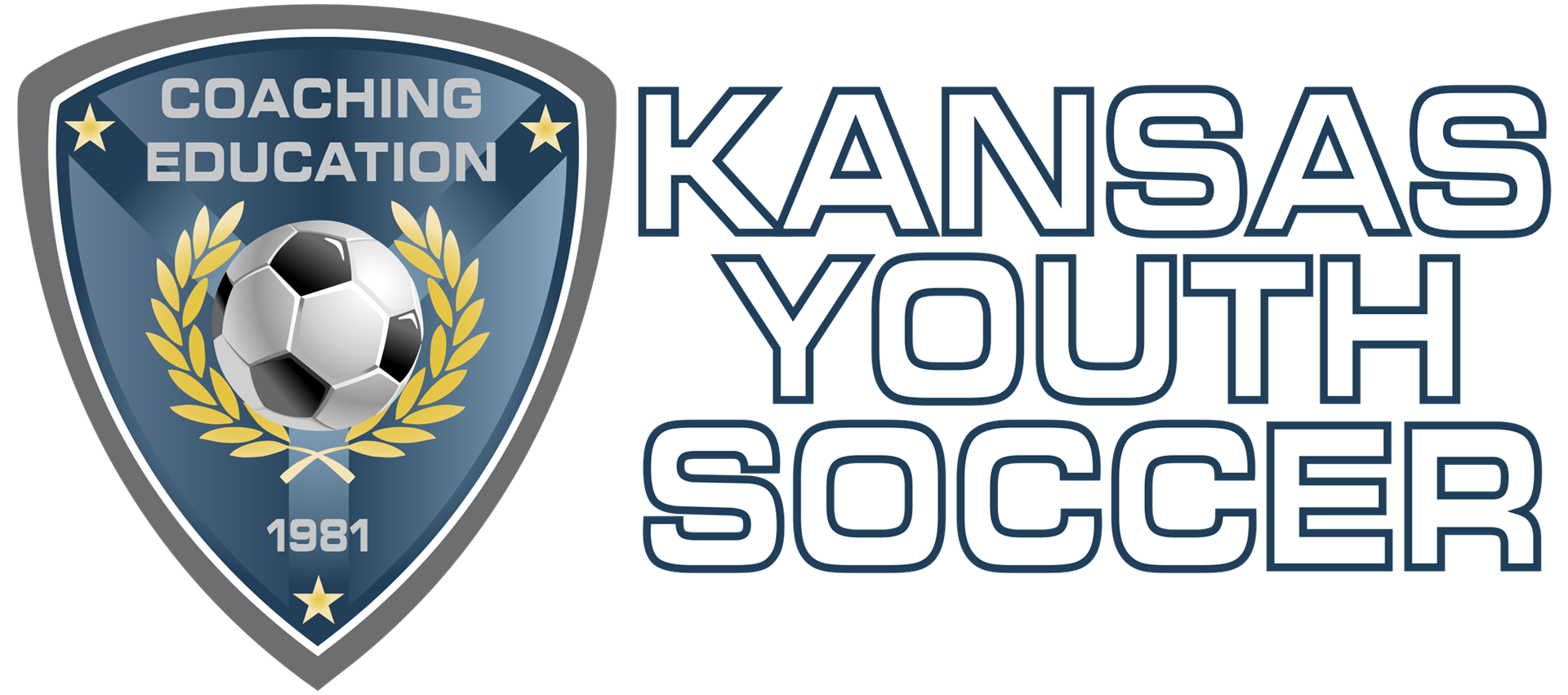 Kansas_Youth_Soccer_white_blue_outline_Coaching_Ed_V3