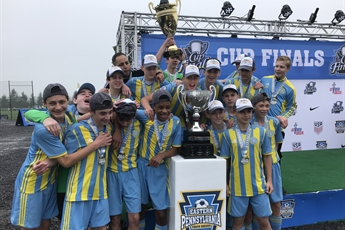 Richard Groff Cup (U15 Boys) - Ukrainian Nationals
