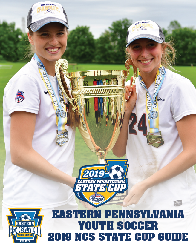 NCS Cup Guide 2019 cover