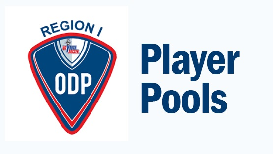 RI ODP Player Pools website