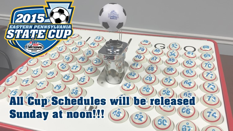 state cup schedules