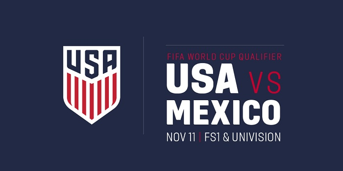 USA v Mexico web page