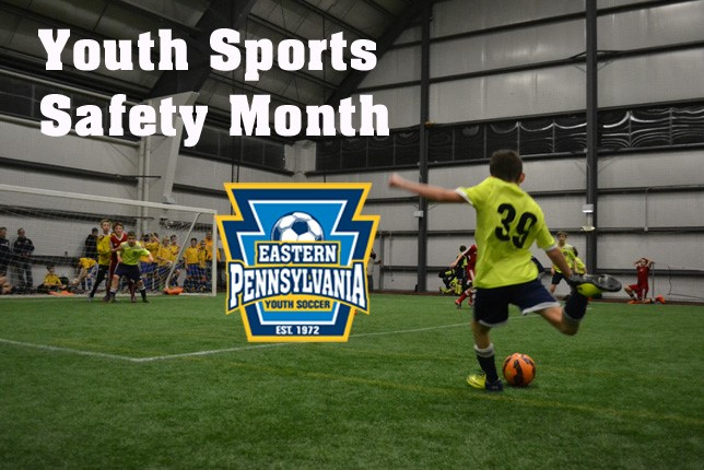 Youth Sports Safety Month