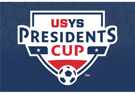 Image result for us youth soccer presidents cup logo