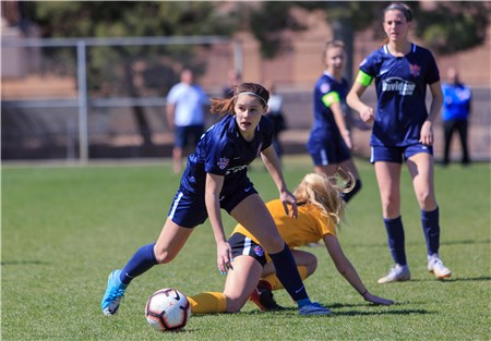 2018-19 US Youth Soccer National League Girls continue play in Las Vegas 6d623286e