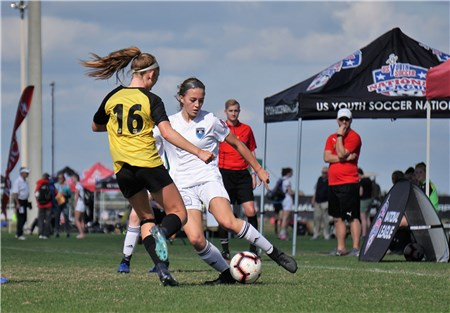 b23a9146c28 2018-19 US Youth Soccer National League Girls resume play in Lakewood  Ranch