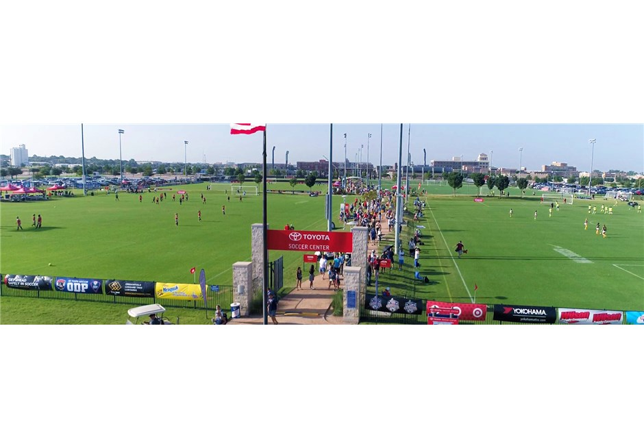 Schedule announced for 2018 US Youth Soccer National